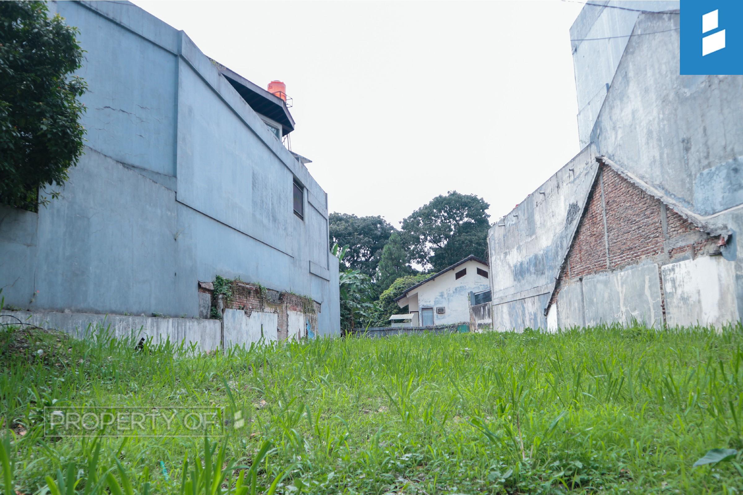 Tanah Jalan Hegarmanah Kulon